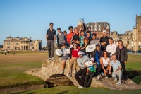 Mypro Golf Camp - St Andrews